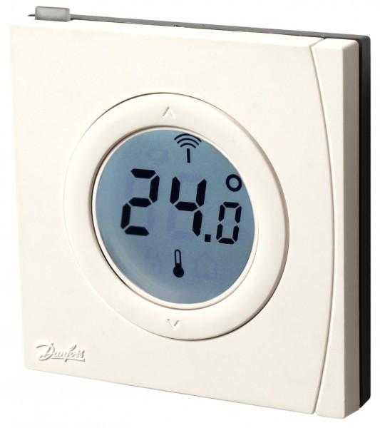 Senzor electronic pentru masurarea temperaturii camerei Danfoss Link RS DANFOSS - Poza 7