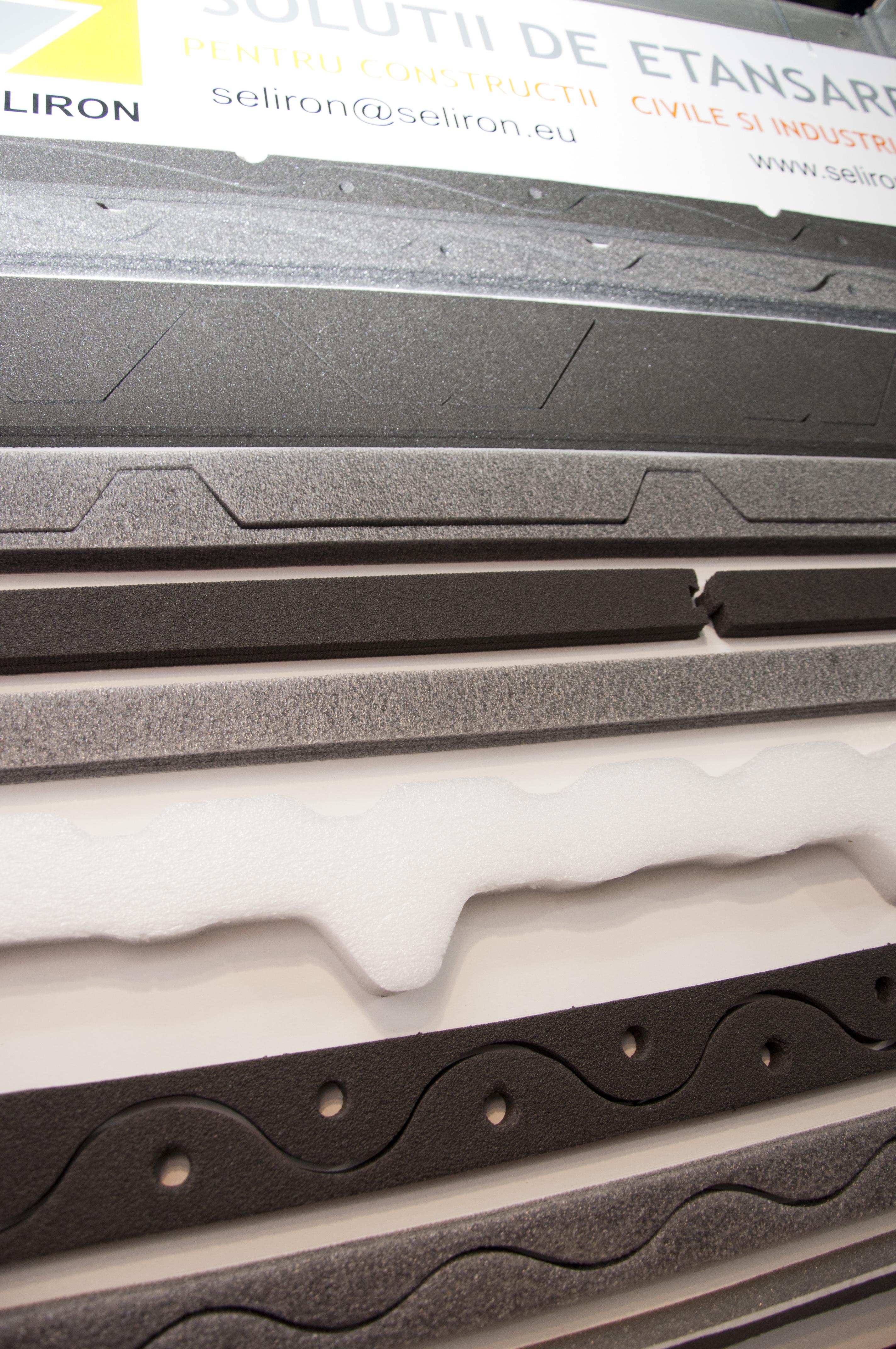Elemente de etansare pentru acoperisuri  SELIRON - Poza 2