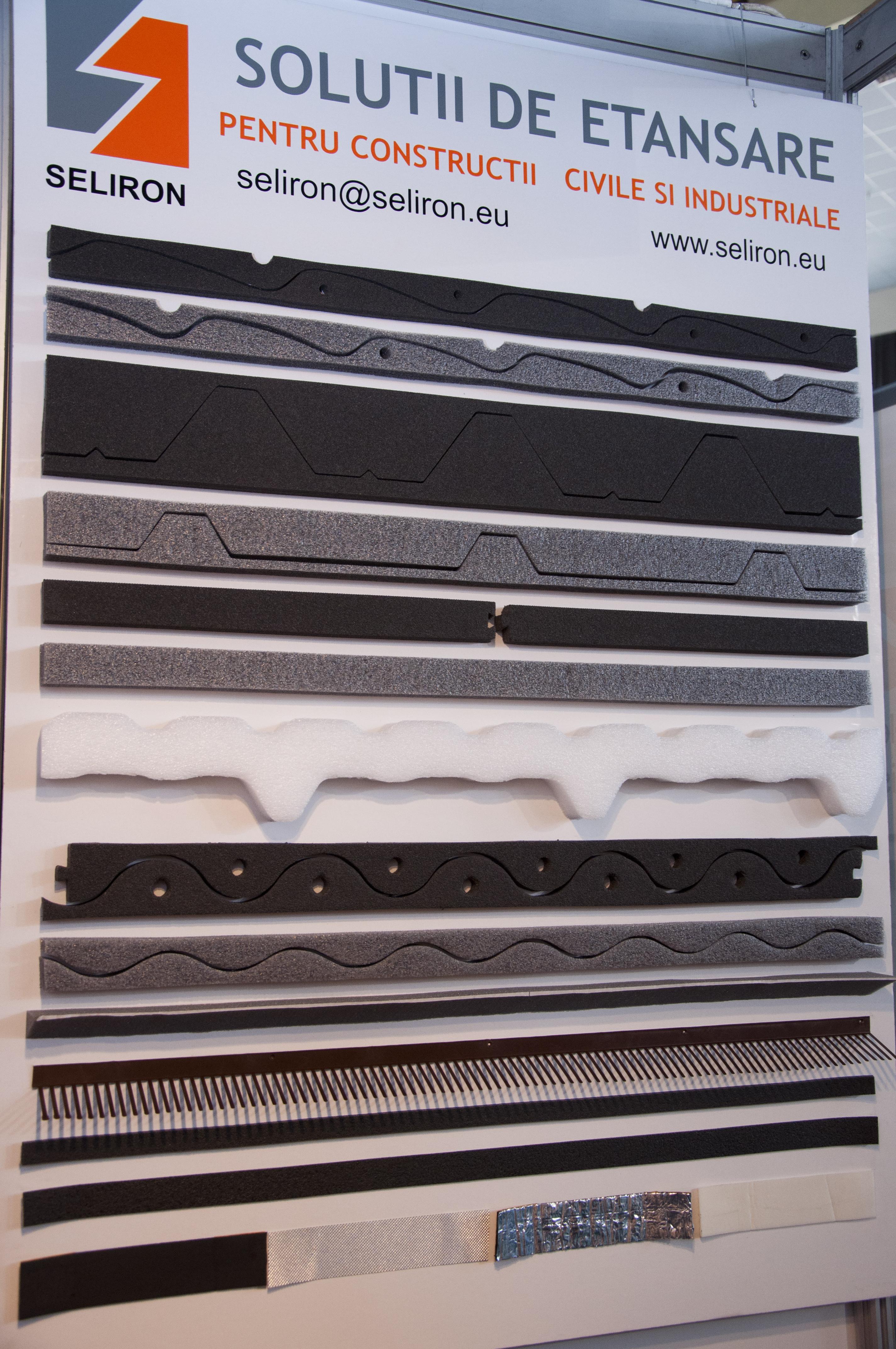 Elemente de etansare pentru acoperisuri  SELIRON - Poza 3