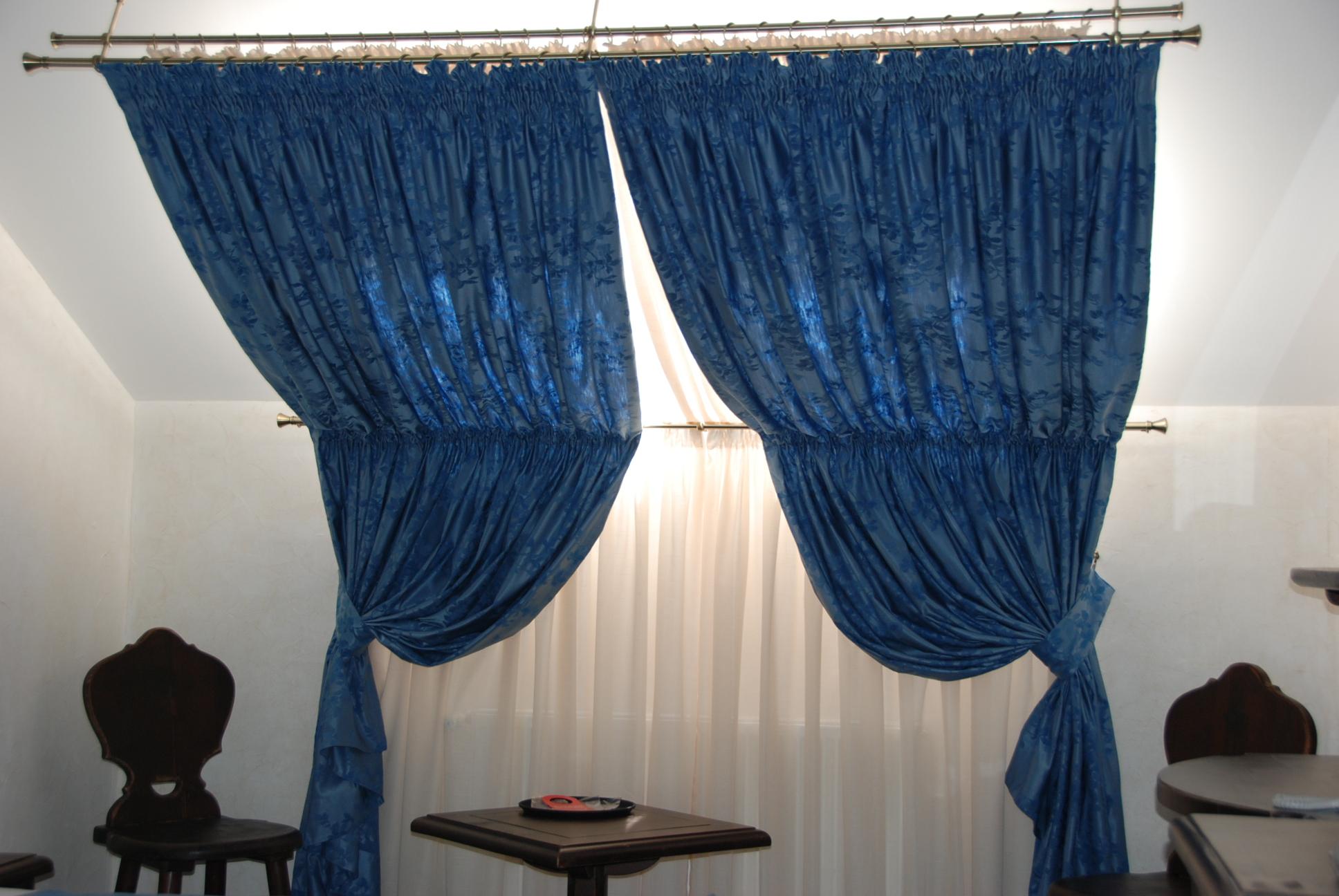 Sine din aluminiu pentru perdele si draperii ANNA DESIGN - Poza 9