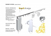 Sisteme motorizate pentru draperii si jaluzele ANNA DESIGN