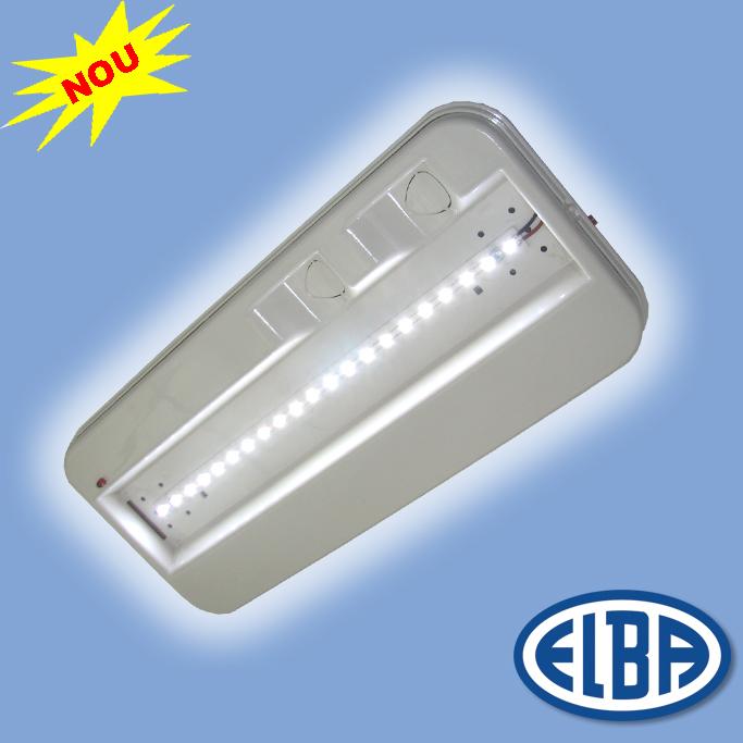 Corpuri pentru iluminat de urgenta ELBA - Poza 1