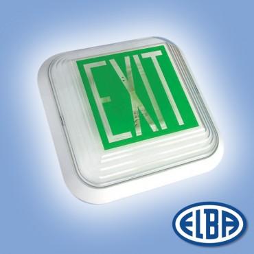 Prezentare produs Corpuri pentru iluminat de urgenta ELBA - Poza 4