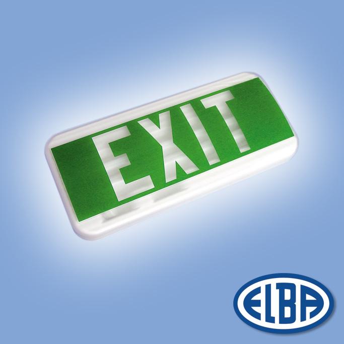 Corpuri pentru iluminat de urgenta ELBA - Poza 5