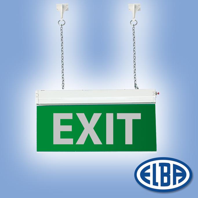 Corpuri pentru iluminat de urgenta ELBA - Poza 6