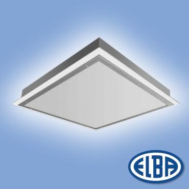 Prezentare produs Corp de iluminat incastrat - Quadra - FIDI 06 ELBA - Poza 5