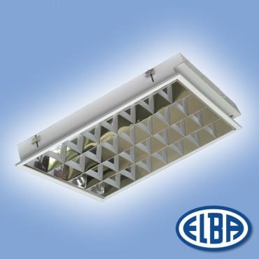 Prezentare produs Corp de iluminat incastrat - Rigips - FIRI 05 ELBA - Poza 6