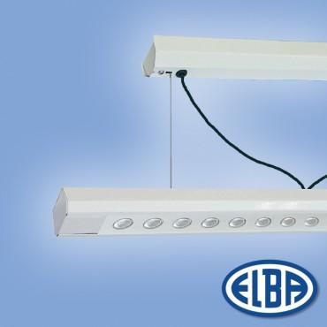Prezentare produs Corp de iluminat suspendat - Stick - FIAGS 09 LED ELBA - Poza 9