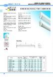 Corp aparent de iluminat ELBA - Linexa - FIA 11 (T8)