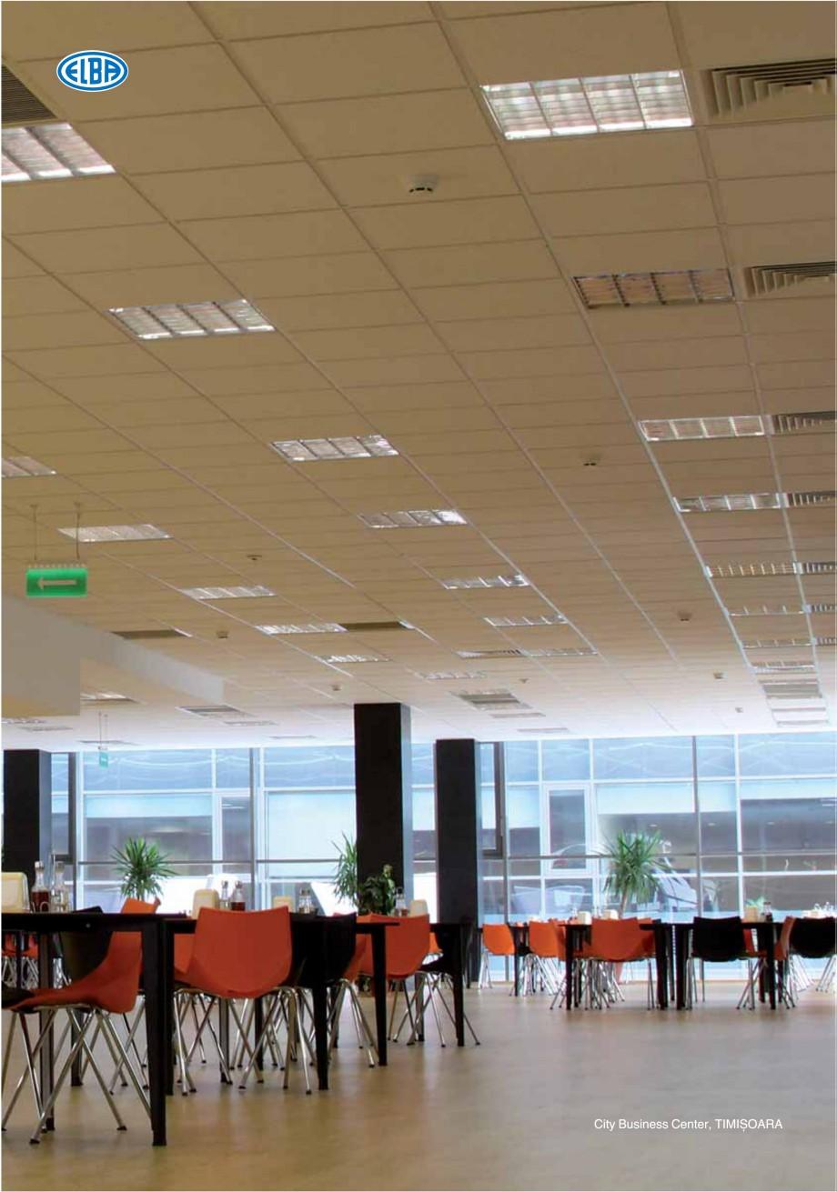 Pagina 44 - Catalog general de produse ELBA ELBA ECRAN CONTRAST, 3S2-TL-LED, 2S2-TL-LED, 3SC1-TL-LED...