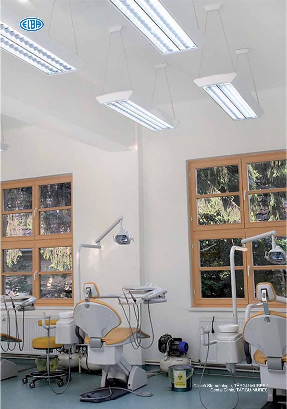Pagina 60 - Catalog general de produse ELBA ELBA ECRAN CONTRAST, 3S2-TL-LED, 2S2-TL-LED, 3SC1-TL-LED...