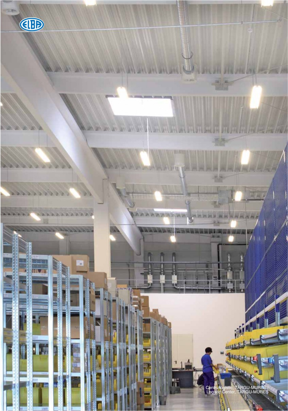 Pagina 104 - Catalog general de produse ELBA ELBA ECRAN CONTRAST, 3S2-TL-LED, 2S2-TL-LED,...