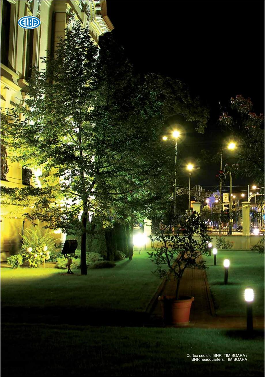Pagina 165 - Catalog general de produse ELBA ELBA ECRAN CONTRAST, 3S2-TL-LED, 2S2-TL-LED,...