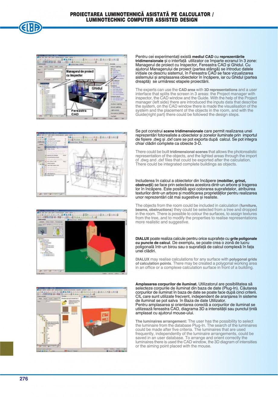 Pagina 279 - Catalog general de produse ELBA ELBA ECRAN CONTRAST, 3S2-TL-LED, 2S2-TL-LED,...