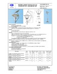 Sistem de iluminat Fotovoltaic ELBA-COM - AVIS 02 9W LED