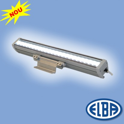 Proiector 1 WALL WASHER 02 a WALL WASHER 02 LUXOR PLUS IMPACT 03 LED DELFI LED
