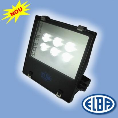 Proiector 3 LUXOR 02 LED c WALL WASHER 02 LUXOR PLUS IMPACT 03 LED DELFI LED