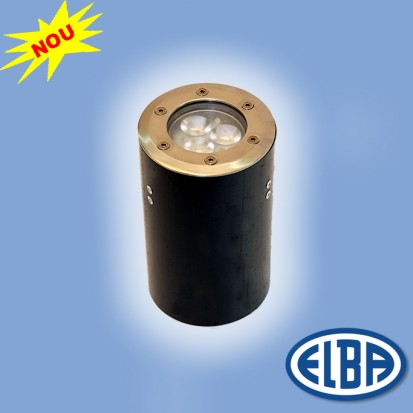 Proiector 4 IMPACT 03 LED a WALL WASHER 02 LUXOR PLUS IMPACT 03 LED DELFI LED