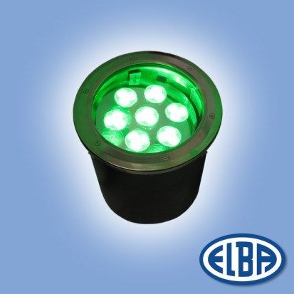 Proiector 8 IMPACT 01 LED a WALL WASHER 02 LUXOR PLUS IMPACT 03 LED DELFI LED
