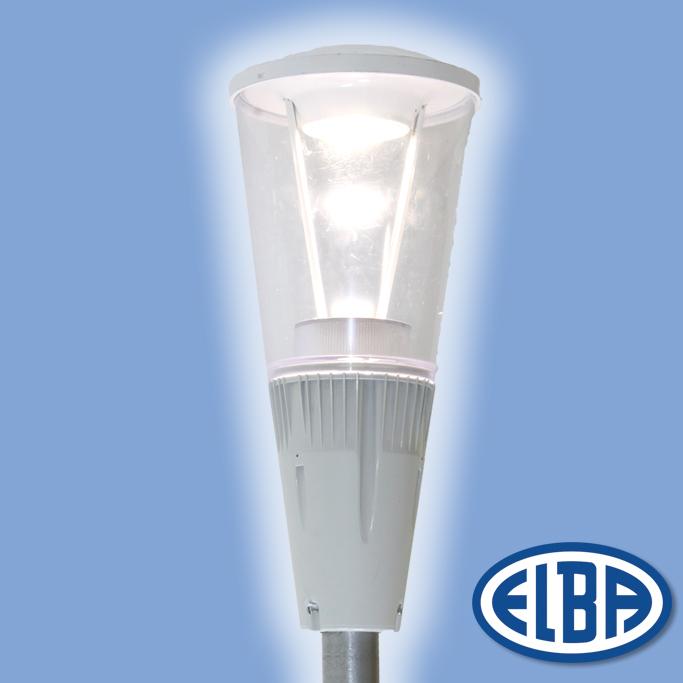 Corpuri pentru iluminat pietonal ELBA - Poza 3
