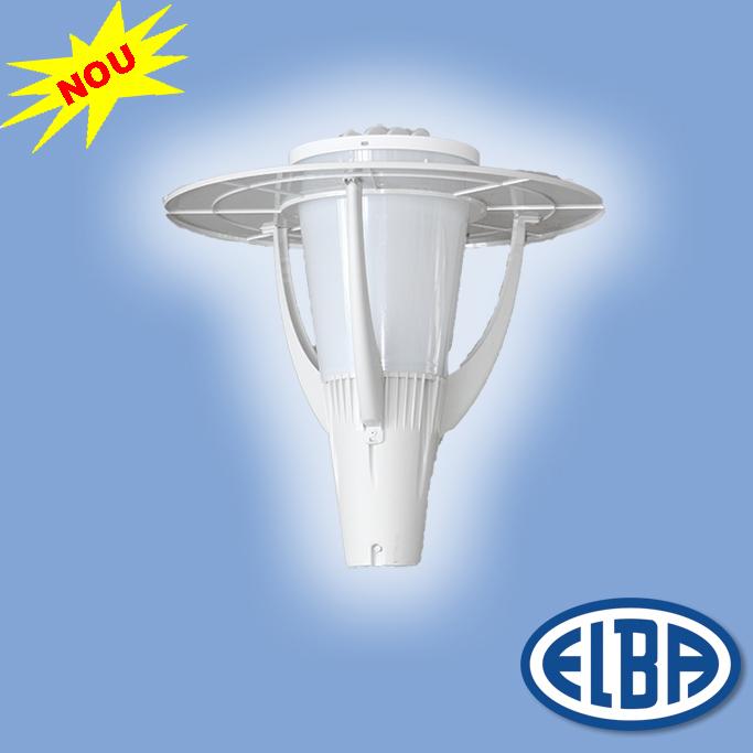 Corpuri pentru iluminat pietonal ELBA - Poza 5