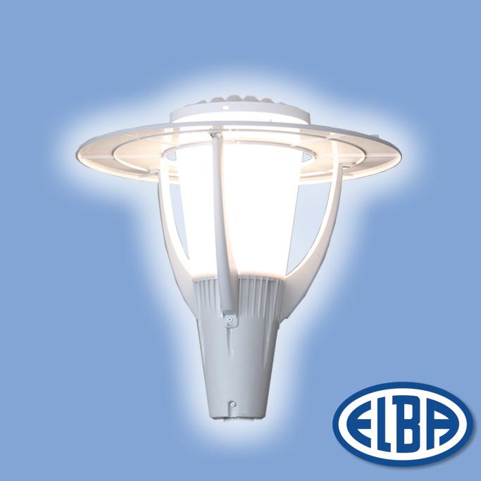 Corpuri pentru iluminat pietonal ELBA - Poza 6