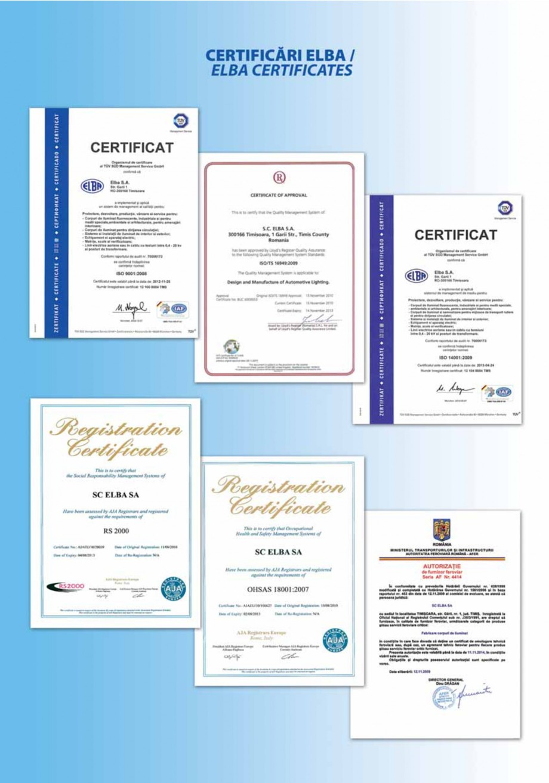 Pagina 3 - Catalog general de produse ELBA ELBA-COM CFSM 03, AV 02 C, AI 02 C Catalog, brosura...