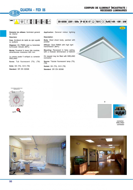 Pagina 49 - Catalog general de produse ELBA ELBA-COM CFSM 03, AV 02 C, AI 02 C Catalog, brosura...