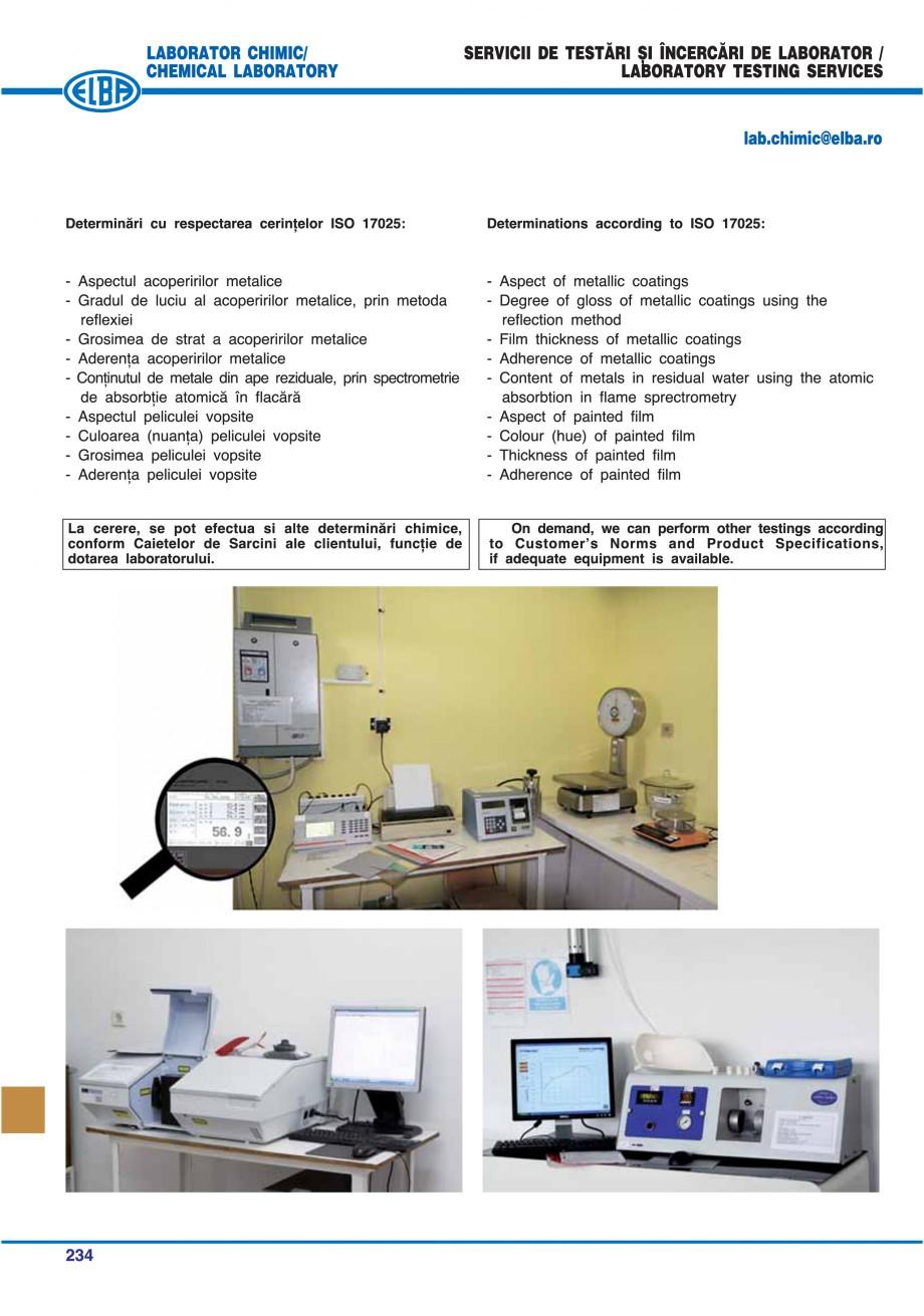 Pagina 229 - Catalog general de produse ELBA ELBA-COM CFSM 03, AV 02 C, AI 02 C Catalog, brosura...