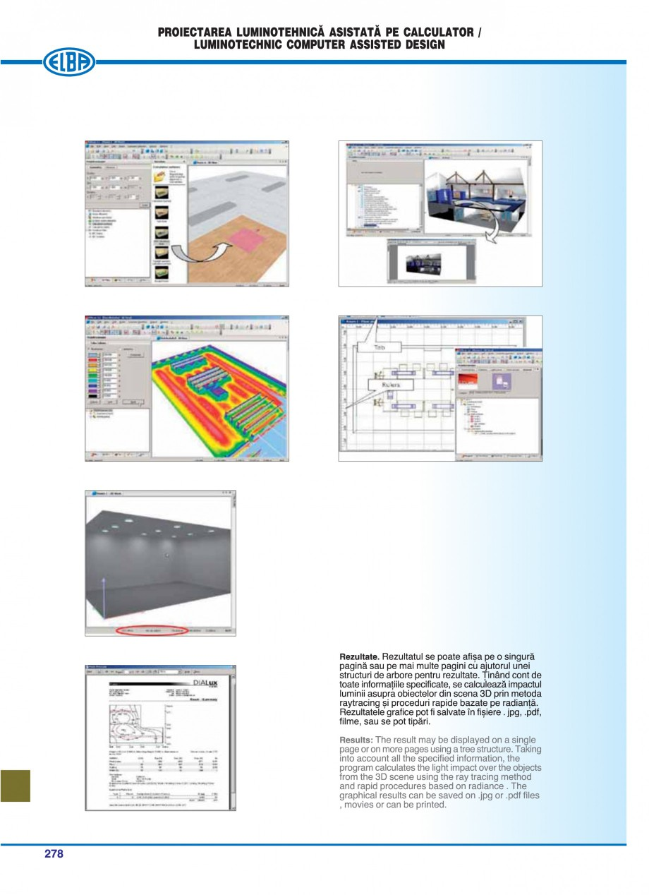 Pagina 273 - Catalog general de produse ELBA ELBA-COM CFSM 03, AV 02 C, AI 02 C Catalog, brosura...