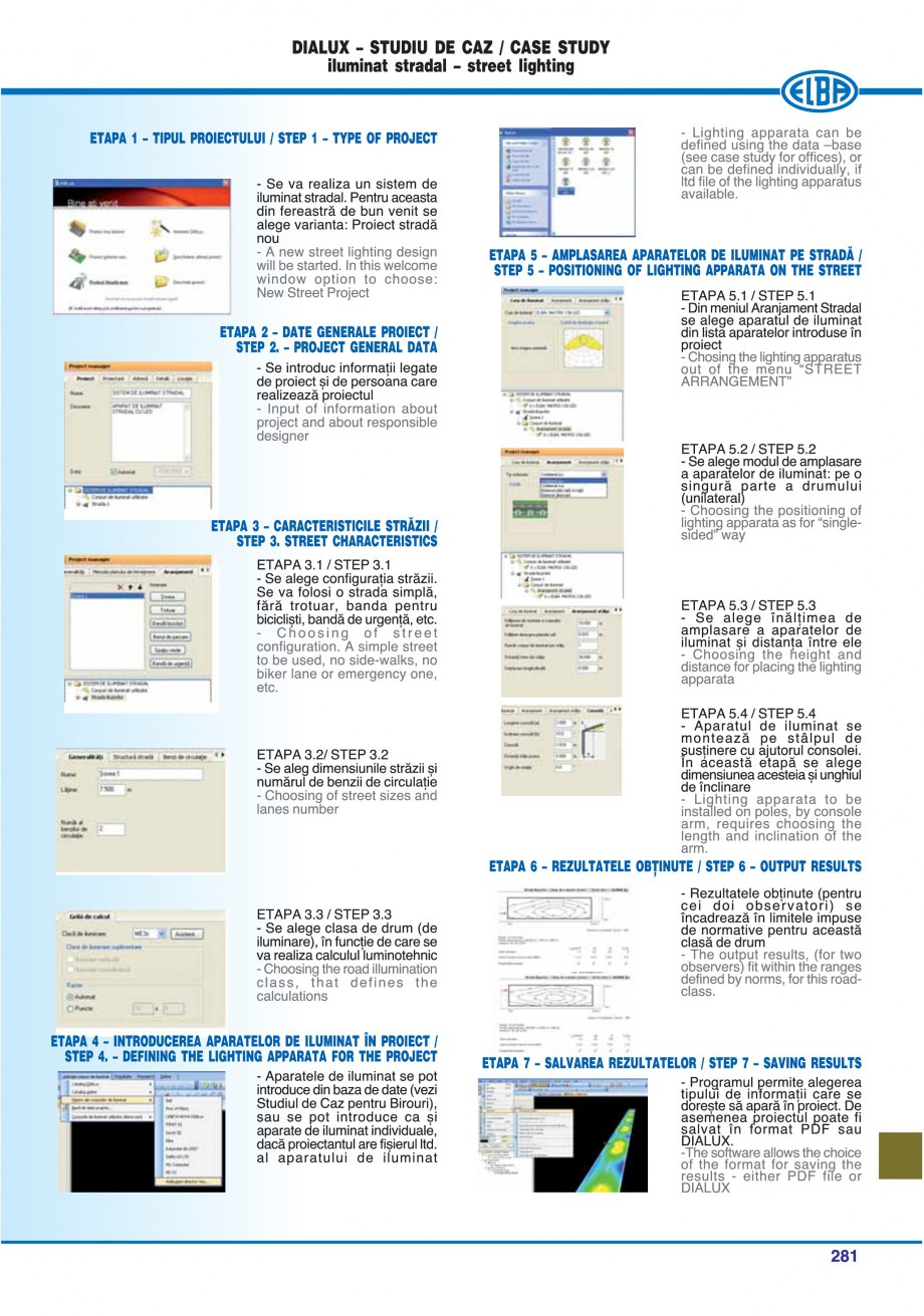 Pagina 276 - Catalog general de produse ELBA ELBA-COM CFSM 03, AV 02 C, AI 02 C Catalog, brosura...