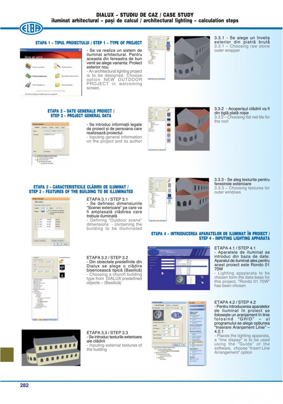 Pagina 277 - Catalog general de produse ELBA ELBA-COM CFSM 03, AV 02 C, AI 02 C Catalog, brosura...