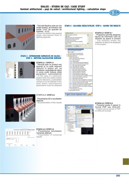 Pagina 278 - Catalog general de produse ELBA ELBA-COM CFSM 03, AV 02 C, AI 02 C Catalog, brosura...