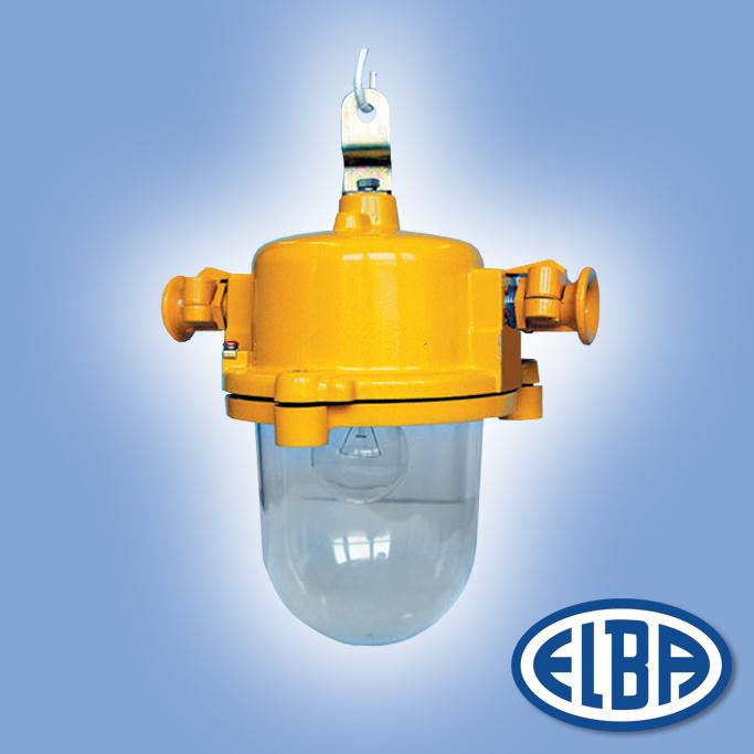 Corpuri de iluminat antiexplozive ELBA - Poza 3