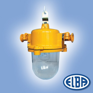 Prezentare produs Corpuri de iluminat antiexplozive ELBA - Poza 3