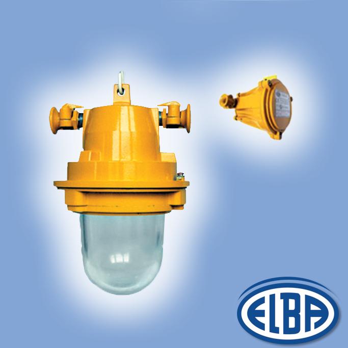 Corpuri de iluminat antiexplozive ELBA - Poza 6