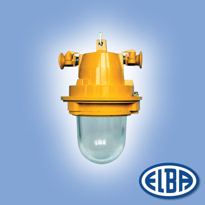 Corpuri de iluminat antiexplozive ELBA - Poza 8