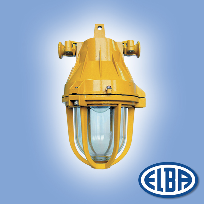 Corpuri de iluminat antiexplozive ELBA - Poza 9