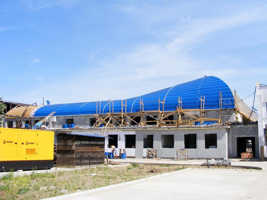 Proiect acoperis Aeroport Baneasa ACOPERO - Poza 1