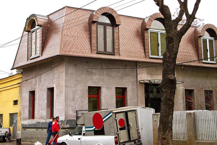 Proiect acoperis Hotel Vilo's Cal. Calarasi ACOPERO - Poza 2