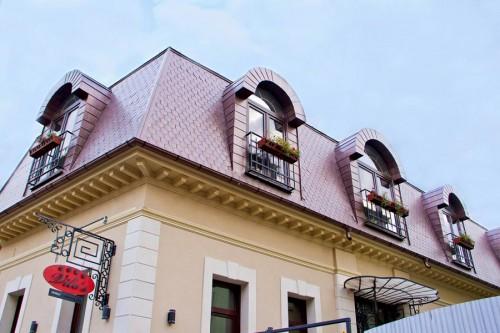Proiect acoperis Hotel Vilo's Cal. Calarasi ACOPERO - Poza 5