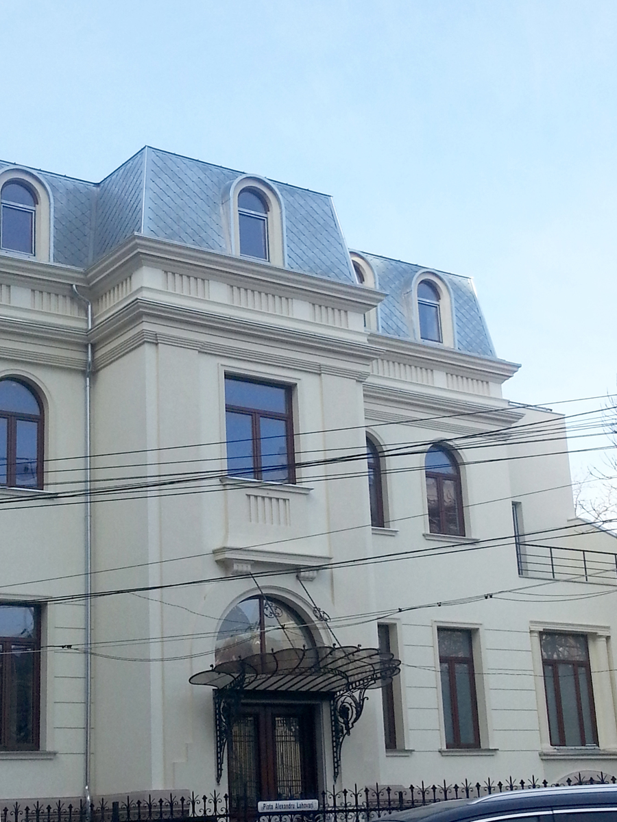 Proiect acoperis Lahovari, Bucuresti ACOPERO - Poza 1