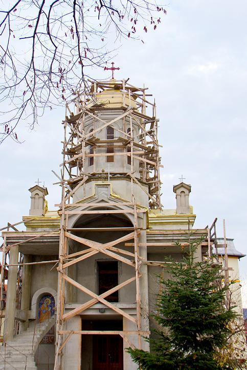 Proiect Biserica Hagiu ACOPERO - Poza 2