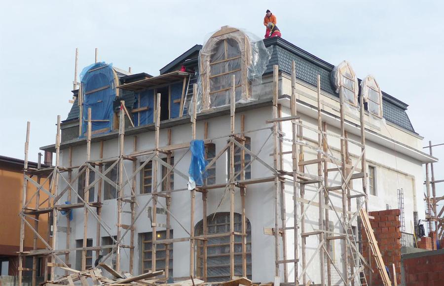 Proiect in desfasurare in Corbeanca ACOPERO - Poza 2
