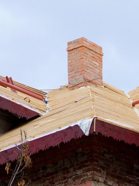Proiect renovare acoperis Rezidential, str Popa Nan - Sarpanta + invelitoare Tondach solzi + Cedonia ACOPERO - Poza 2