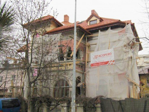 Proiect renovare acoperis Rezidential, str Popa Nan - Sarpanta + invelitoare Tondach solzi + Cedonia ACOPERO - Poza 4