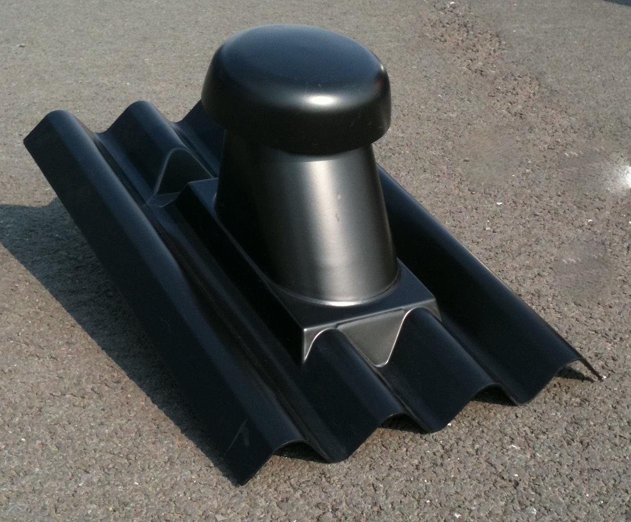 Coama de ventilatie Onduline HV110  ONDULINE - Poza 32