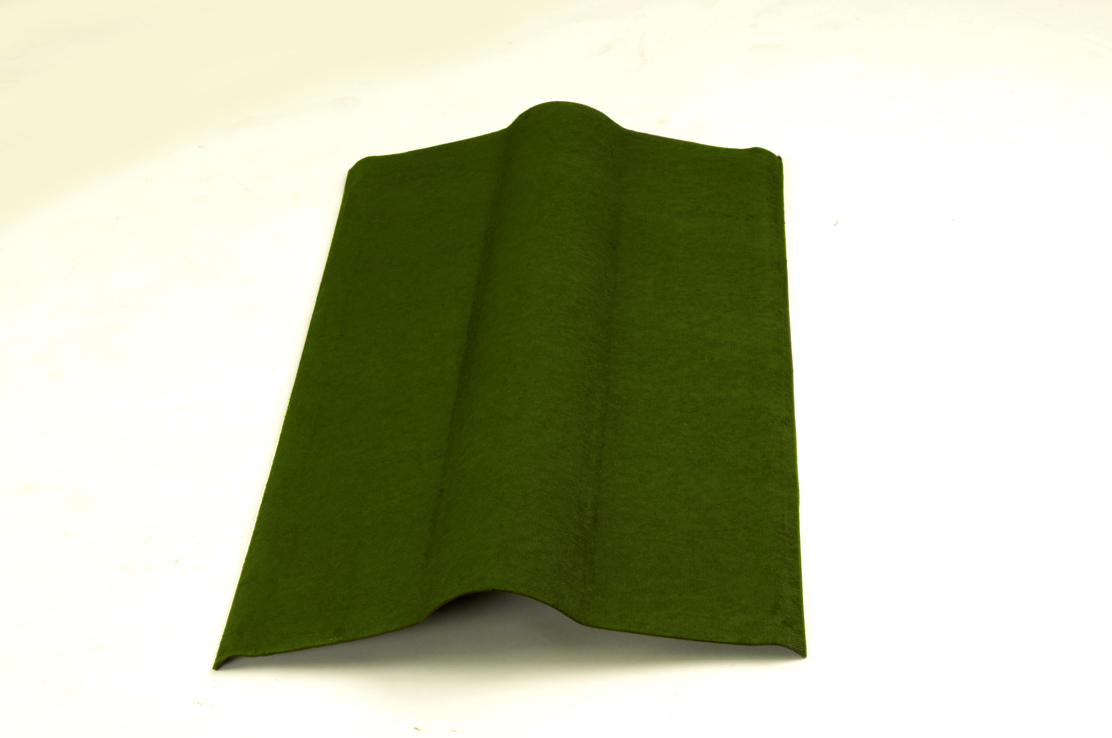 Coama Base Verde ONDULINE - Poza 15