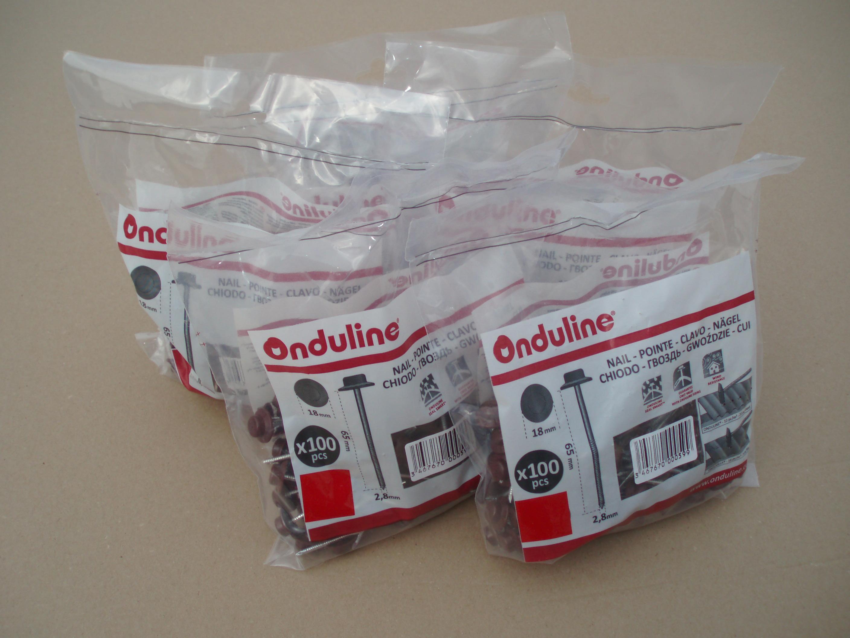 Pungi cuie Onduline 100 buc ONDULINE - Poza 21