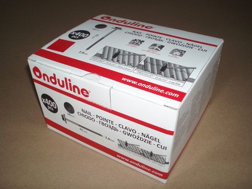 Cutie cuie Onduline 400 buc ONDUVILLA - Poza 41